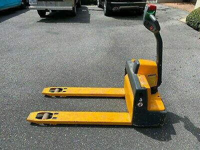Multiton Electric Pallet Jack - 3000 Lbs. Capacity Variable Speed