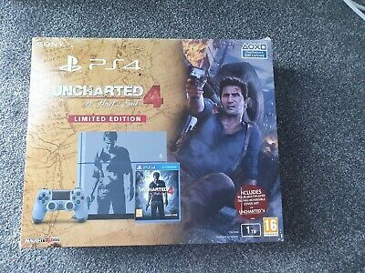 Sony PlayStation 4 Uncharted 4: Limited Edition
