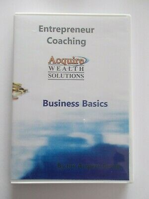 - Business Basics - Entrepreneur Coaching [Cd Rom] Tools And Templates