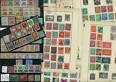 F103 Germany material hinged on 16sides + 4cards collection