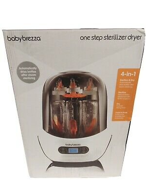 Baby Breeza One Step Sterilizer Dryer Bottle Dryer