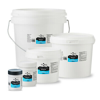 Global Colours Professional Gesso Primer White