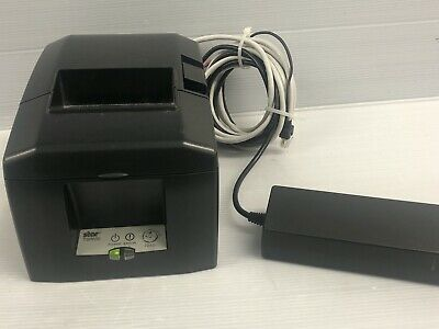 Star TSP650 Thermal Receipt Bill Printer with Power Supply