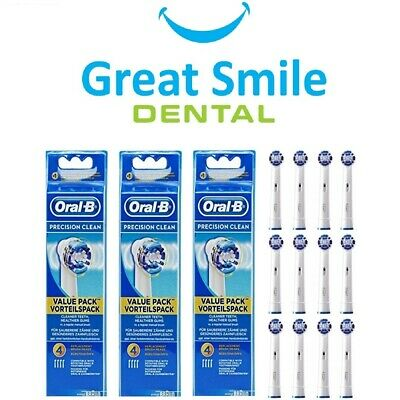 Electric Toothbrush Heads Genuine For Oral B Braun Toothbrush Head Models