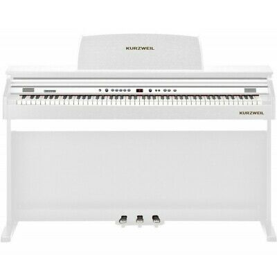 Pianoforte digitale Kurzweil KA130WH Piano Digitale con Mobile