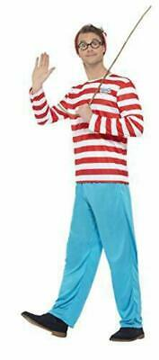 Where's Wally? Costume (XL)