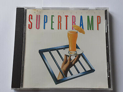 cd the very best of supertramp