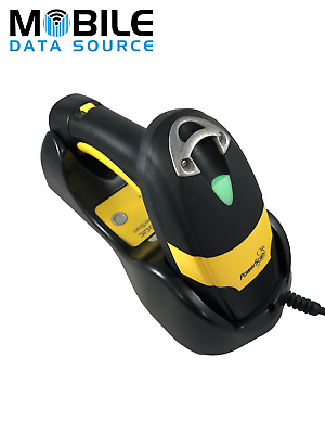 Datalogic  Powerscan M8300 Dragon Barcode Scanner with BC8030 USB Cradle