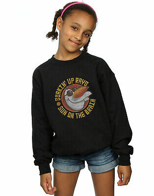 Disney Girls Frozen Olaf Sun On The Brain  Sweatshirt