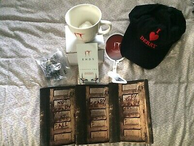 """""""It 2"""" Brand New/Boxed Gift Pack/Unwanted Gift/8Pack/Unusual"""