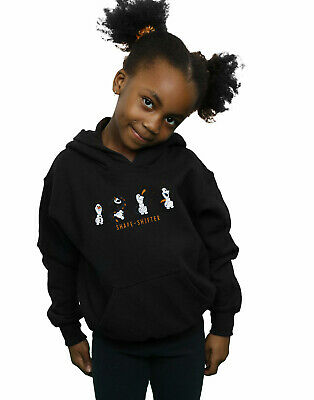 Disney Girls Frozen 2 Olaf Shape-Shifter Hoodie