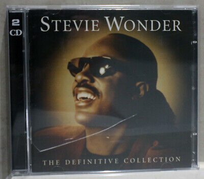 Stevie Wonder The Definitive Collection 2cd