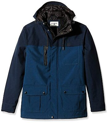 Billabong Jungen Jacke Alves XXL - Indigo (Teal) DEFEKT