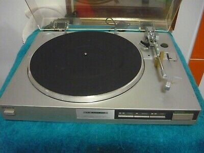 Sony Ps Lx410 Turntable Record Player Retro Vintage