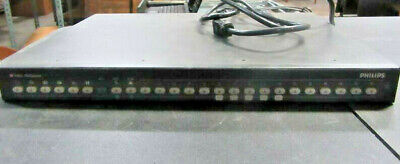 Philips LTC 2651/60 16 channel Video Multiplexer