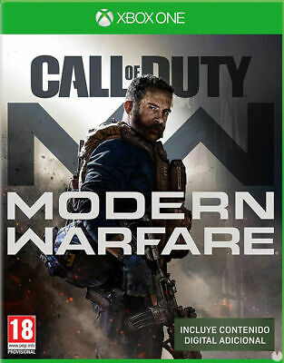 Call of Duty Modern Warfare Xbox One |LEER DESCRIPCION / Read Full Description