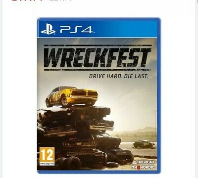 THQ Nordic Wreckfest Xbox One (March 19, 2019)