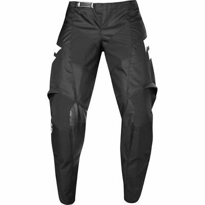 Pant. Moto Cross Shift 2019 York Label Whit3 Black Tg. 40