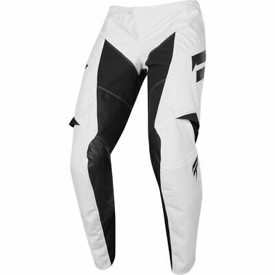 Pant. Moto Cross Shift 2019 York Label Whit3 White tg. 32