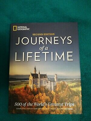 Journeys of a Lifetime : 500 of the World's Greatest Trips. 2nd Edition