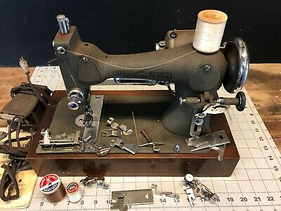 NEW Home Sewing machine model 8F , See