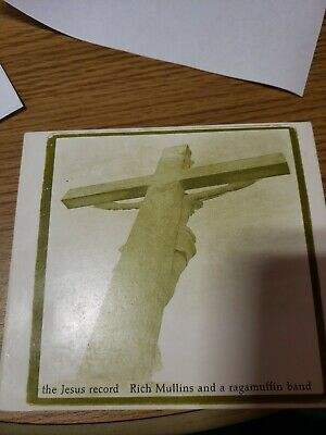 The Jesus Record by Rich Mullins (CD, Jul-1998, 2 Discs, Word Distribution)