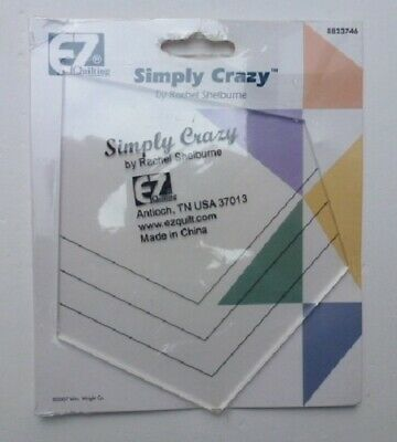 Simply Crazy Patchwork Template