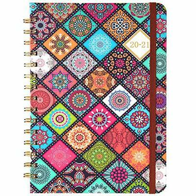 "2020-2021 Planner - Academic Weekly & Monthly Planner with Flexible 6.3"" x 8.4"""