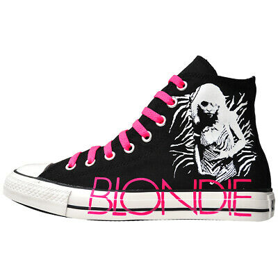 BLONDIE CONVERSE CHUCK Taylor All Stars, Limited Edition