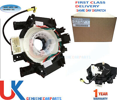 Spiral Cable Clock Spring 25567-EV06A For NISSAN MICRA TIIDA NOTE QASHQAI Models