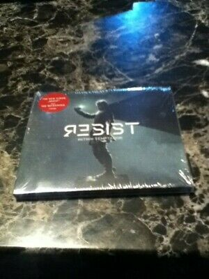 within temptation resist 2018 digipac cd factory sealed gothic metal