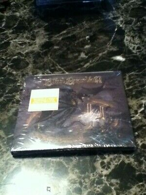 blind guardian live beyond the shrines x3 cds digipac factory sealed power metal
