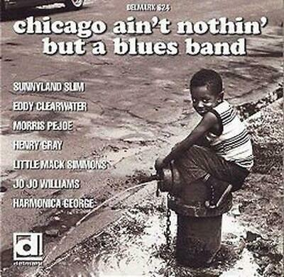 Various - Chicago Ain't Nothin' But a Blues Band