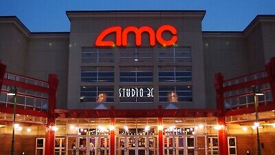 AMC Theater Giftcard $3 (read Description)