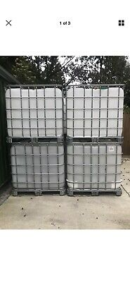 IBC TANK, CONTAINER,1000lt