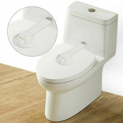 Toilet Seat Lock Safety Lid Baby Toddler Kids Potty Protect Latches US STOCK