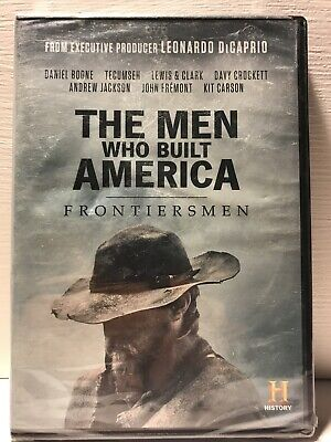 The Men Who Built America: Frontiersmen [New DVD] 2 Pack, Dolby, Widescreen