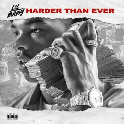 Lil Baby   Harder Than Ever (CD Mixtape)