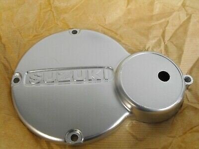 Suzuki Ts100 , Gt100 New Old Stock Mag Inspection Cover