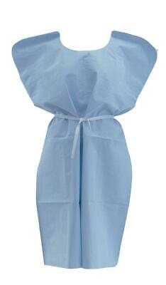 X-ray Gown  Blue MEDLINE
