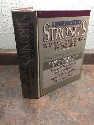 The New Strong's Exhaustive Concordance of the Bible (1990) (204)