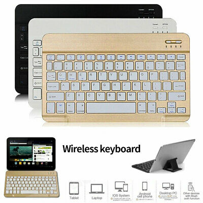 Ultra-thin Wireless Keyboard For Samsung Galaxy Tab A 10.1 SM-T580 T585 Tablet