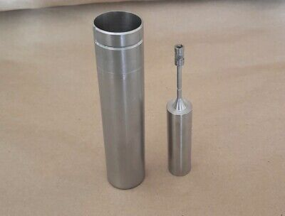 BROOKFIELD VISCOMETER  Chamber Tube With #1 Spindle