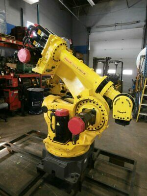 Fanuc S430iW with RJ3 Controller