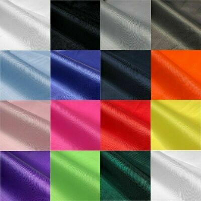 Water Resistant Ripstop Fabric  Material By The Metre - 11 Colours - Free Post