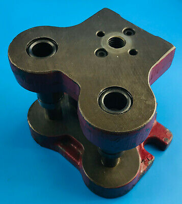 Fly Press Die Holder Tooling Fixing Bolster Punch (11)