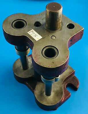 Fly Press Die Holder Tooling Fixing Bolster Punch (14)