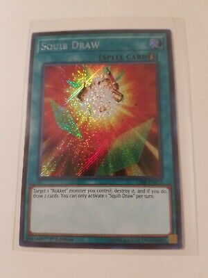 Yugioh CIBR-EN055 Squib Draw Secret Rare 1st Edition In Stock Now!