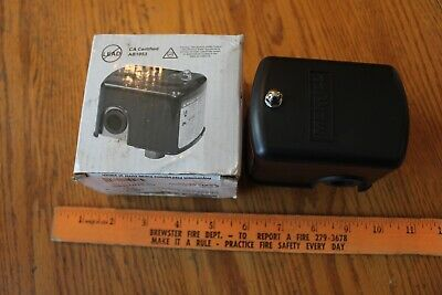 Merrill Heavy Duty 40/60 Pressure Switch for Water Well MPSHD4060