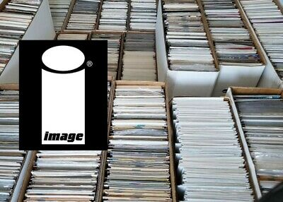50 Comic Book HUGE lot - All DIFFERENT - Only Image Comics - FREE Shipping!